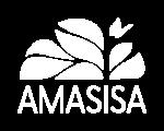 Amasisa logo white